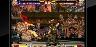 The King of Fighters 94 sale mañana a la venta en PS4.