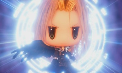 Video comparativo de World of Final Fantasy en PS4 y PS Vita.