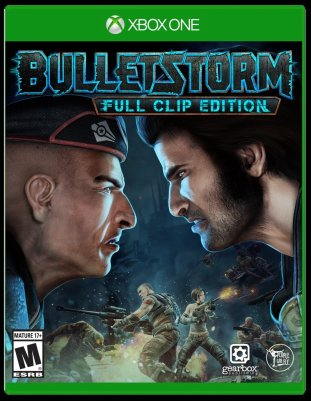 Portada de BulletStorm: Full Clip Edition para Xbox One.