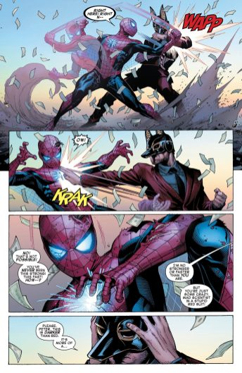 Ben Reilly regresa en Dead No More: The Clone Conspiracy #3.