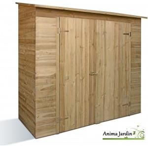 remise a outils 2 portes savona armoire de rangement pour abri de jardin achat vente