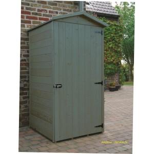 petit abri de jardin en bois armoire de rangement storage traditional autoclave solid