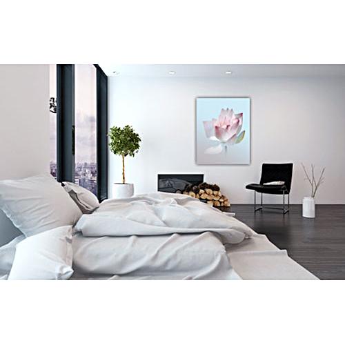 Wandbild Wintert Lotus, Bilder für Ihr Wohlbefinden, Wellness für die Seele, raffaela spataro winterthur und Zürich