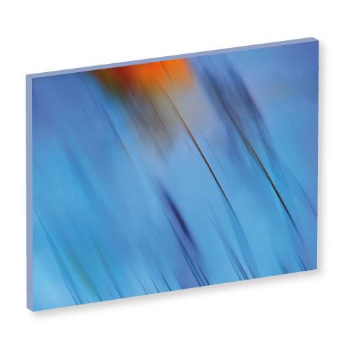 Wandbild fürs Schlafzimmer, blue angel, Lebendigkeit und Klarheit, blau, hellblau, himmelblau Harmonisierung vom Mensch und Raum, wandbilder, wanddeko, leinwandbilder, umzug, feng shui bilder, energiebilder, abstraktes wandbild blau, bild abstrakt