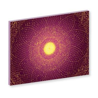 bilder in rottönen, leinwandbild rot, wandbild, wanddeko, rotes bild, meditation, spirituelles bild, heilkraft, feng shui, feng shui bild, energiebild, bilder in rot