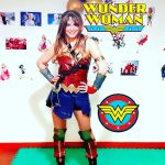 animaciones infantiles con Wonder Woman