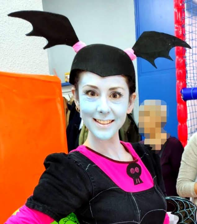 animaciones infantiles con vampirina