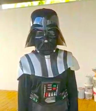 Animaciones infantiles de cumpleaños de temática Star Wars