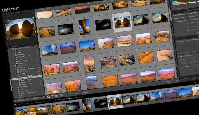 Cours photo et post-traitement d'images numériques  04