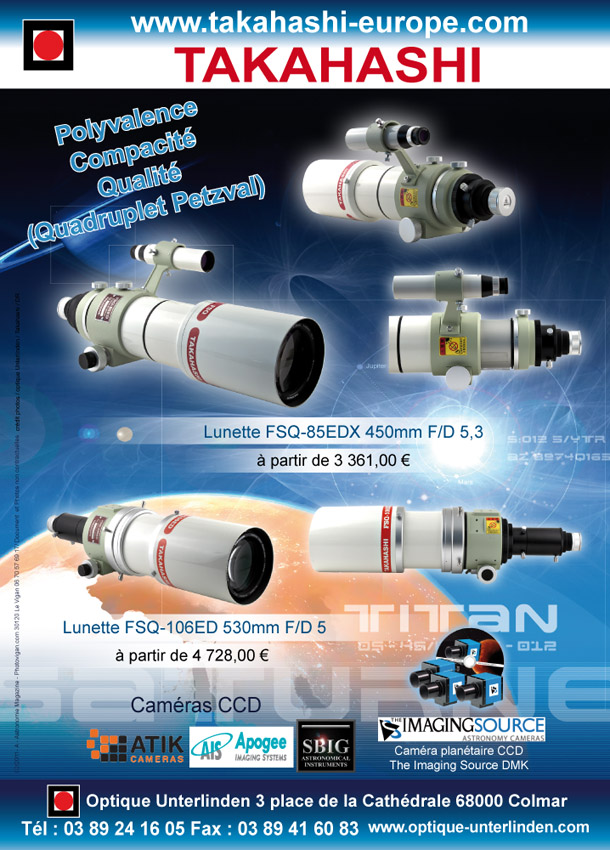 PAO Insertion Presse Optique Unterlinden