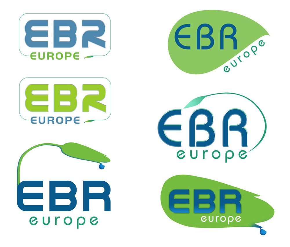 Logotypes EBR Groupe Rossow