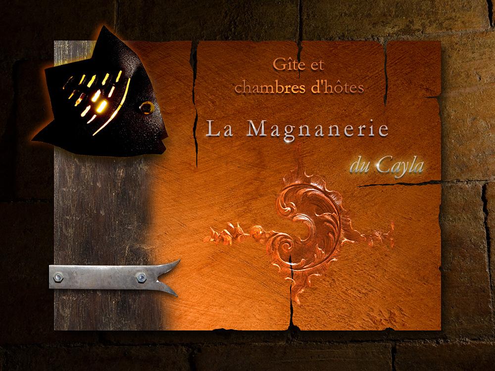 Web design La Magnanerie du Cayla