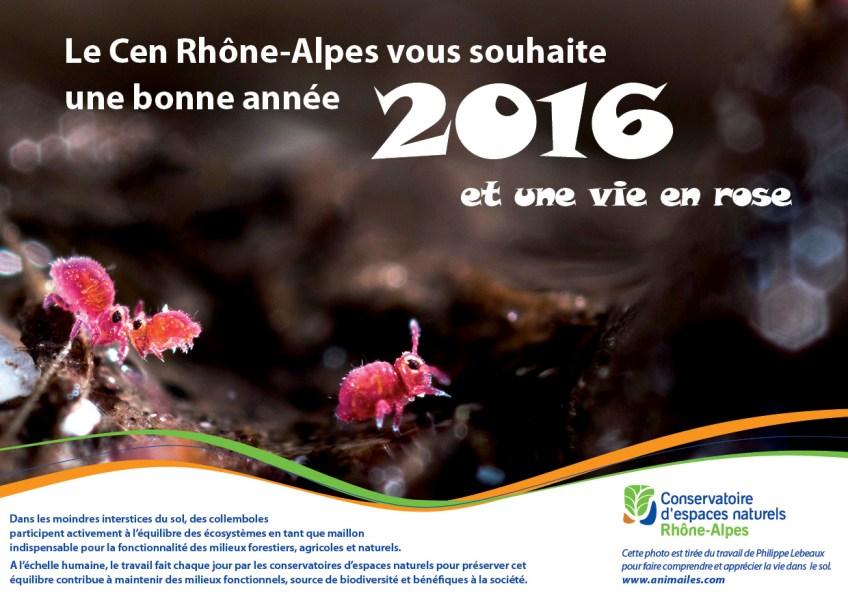 Les Conservatoires d'espaces naturels Rhône-Alpes et Auvergne