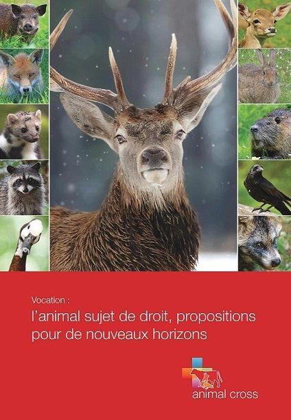 """Sortie livre : """"Vocation : l'animal sujet de droit, propositions pour de nouveaux horizons"""""""