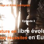 Nature en libre évolution : les réussites en Europe