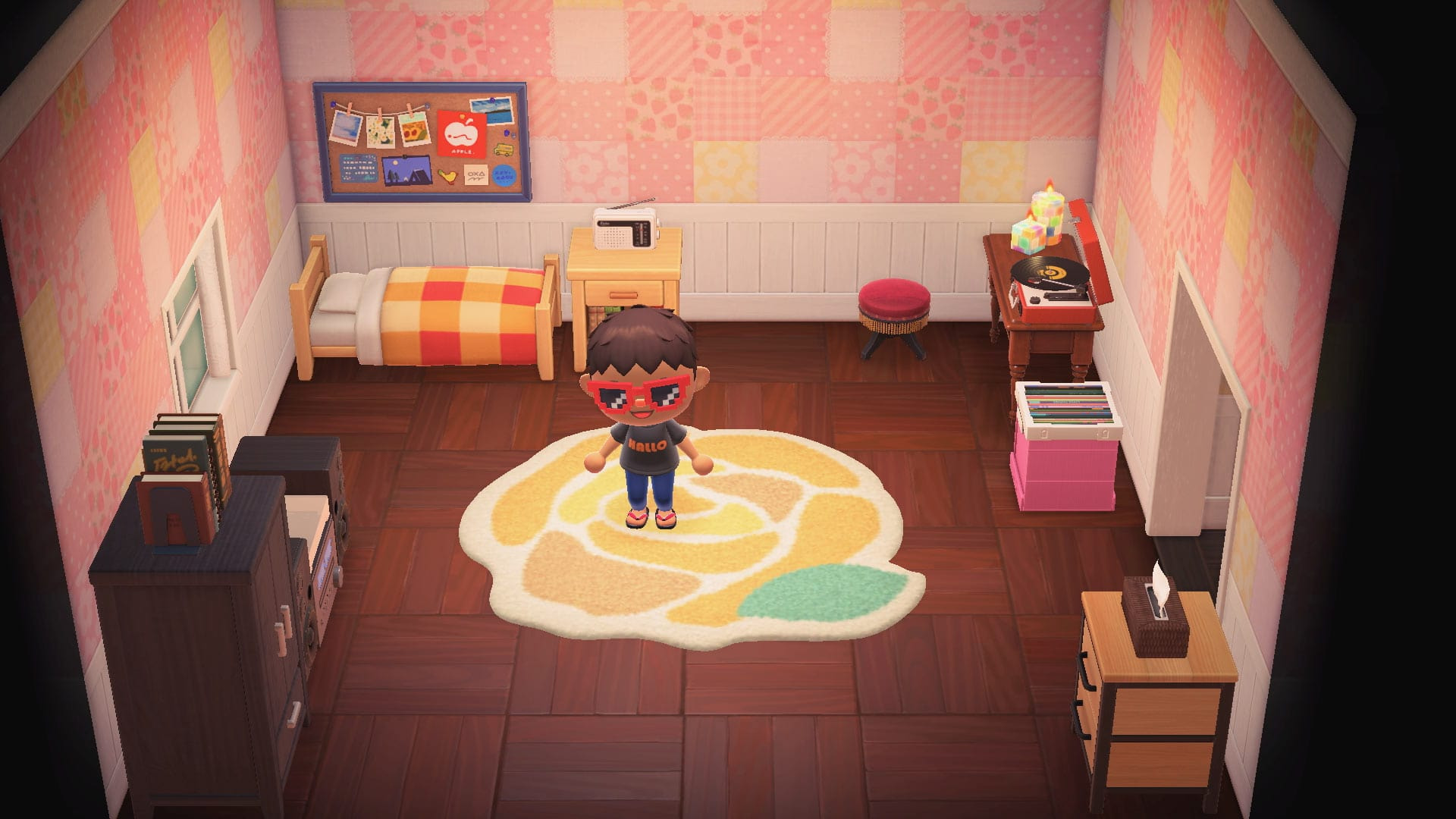 Living Room Ideas Animal Crossing New Horizons - jihanshanum on Animal Crossing Room Ideas New Horizons  id=89750
