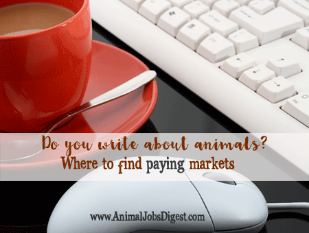 Animal writer markets