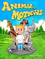 Animal Motions book cover