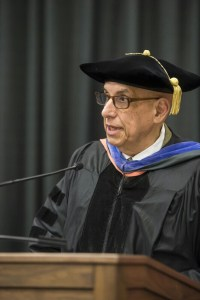 Marine scientist Aldemaro Romero Jr.