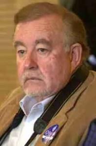 Former Albuquerque mayor Jim Baca.