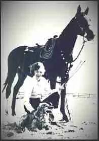 "Velma ""Wild Horse Annie"" Johnston. (Wikipedia photo)"