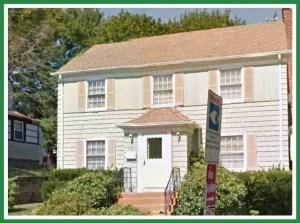 Wayne Pacelle's parents' home
