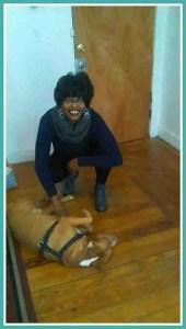 New Haven pit bull attack victim Jocelyn Winfrey. (Facebook photo)