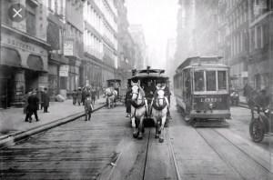 1917 New York City street scene. (Wikimedia photo)