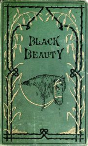 Black Beauty first edition (1877)