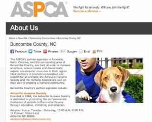 AHS & ASPCA