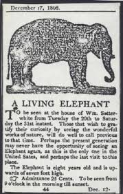 The Crowninshield elephant