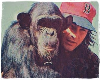 Bob Ingersoll and Nim Chimpsky