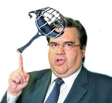Denis Coderre unmuzzled.