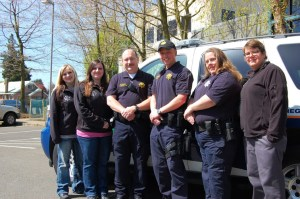Oregon Humane Society law enforcement team. (OHS photo)