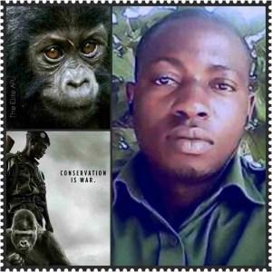 Jules Kombi Kambale (Virunga Fallen Rangers Fund photo)