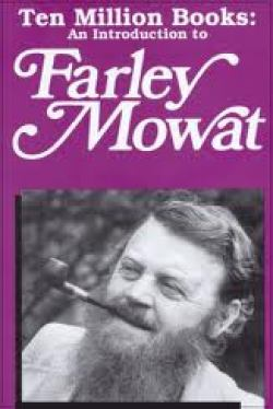 "never cry wolf by farley mowat essay A review of the book ""never cry wolf"" by farley mowat about experiences during two years spent as a biologist studying a family of wolves in northern canada for my book report, i have chosen the novel never cry wolf by farley mowat."