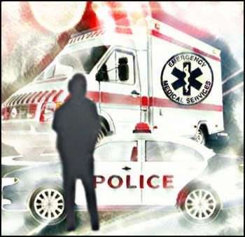 Fire rescue and police