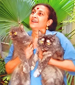 Geetha Seshamani (Limca Book of Records photo)