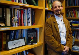 Marc Hauser. (Harvard University photo)