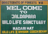 Jaldapara sign