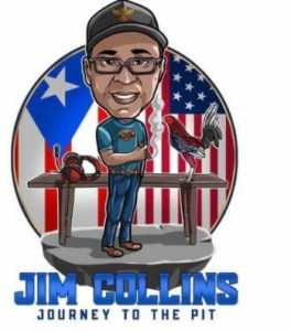 Jim Collins cock fighter