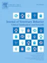Journal of vet behavior
