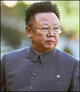 Kim Jong- il
