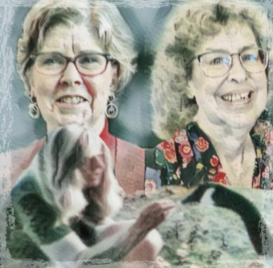 Linda Lord, Lori Golden, Mary Lou Simms