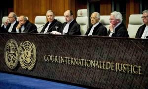 International Court of Justice,  (NBC.com photo)