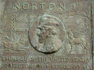 Norton plaque