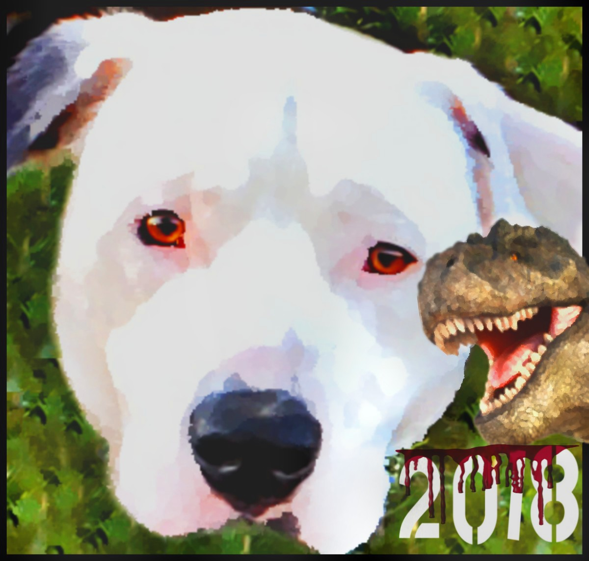 43 Americans & Canadians killed by dogs in 2018, 34 by pit bulls