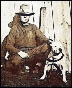 Earl Tudor & Jack Swift, 1915.
