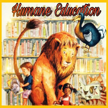 """""""We face a humane education crisis!"""" says HSUS historian Unti"""