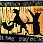 Pit hags, rescue angels, crazy cat ladies, dog men & chicken fighters: what's in a name?